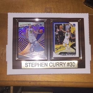 Stephen curry players card